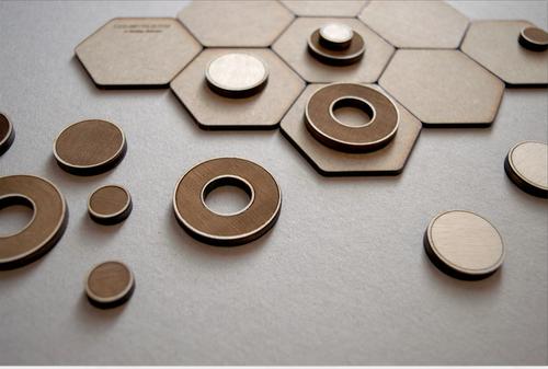 Un precioso y minimalista juego de Santiago Eximeno